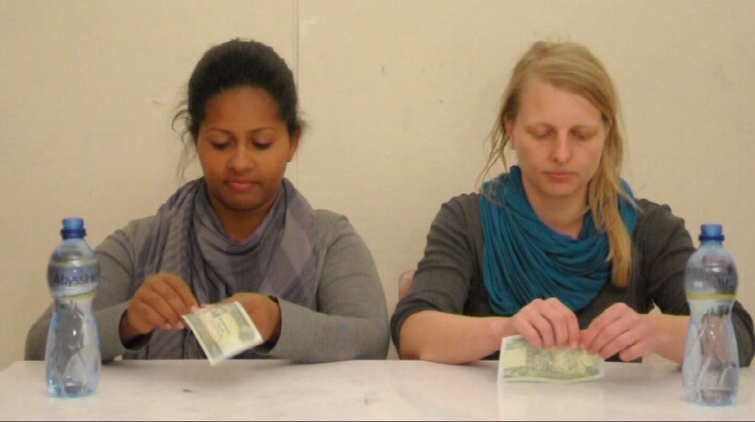Martha Haile and Noregard, You can't eat money, 10:05, 2012