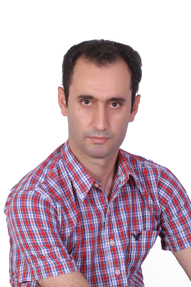 Reza Golchin-Portrait